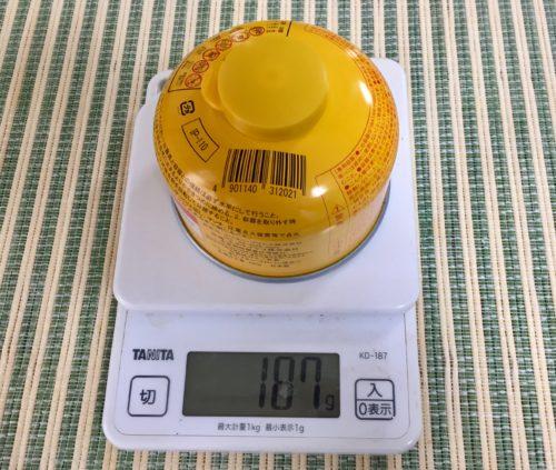 ガス詰め替えアダプター使用方法2