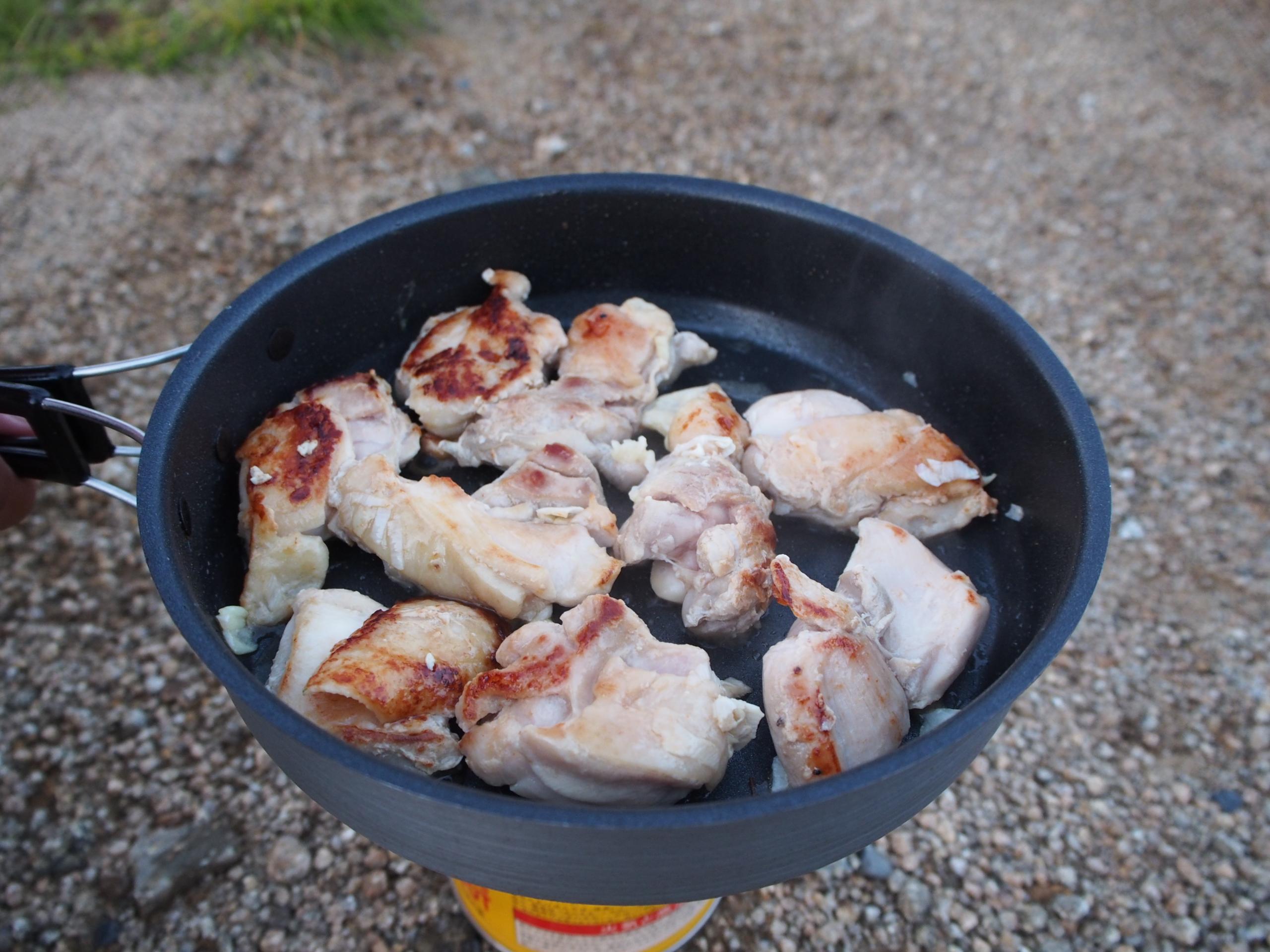 ネギ塩丼1