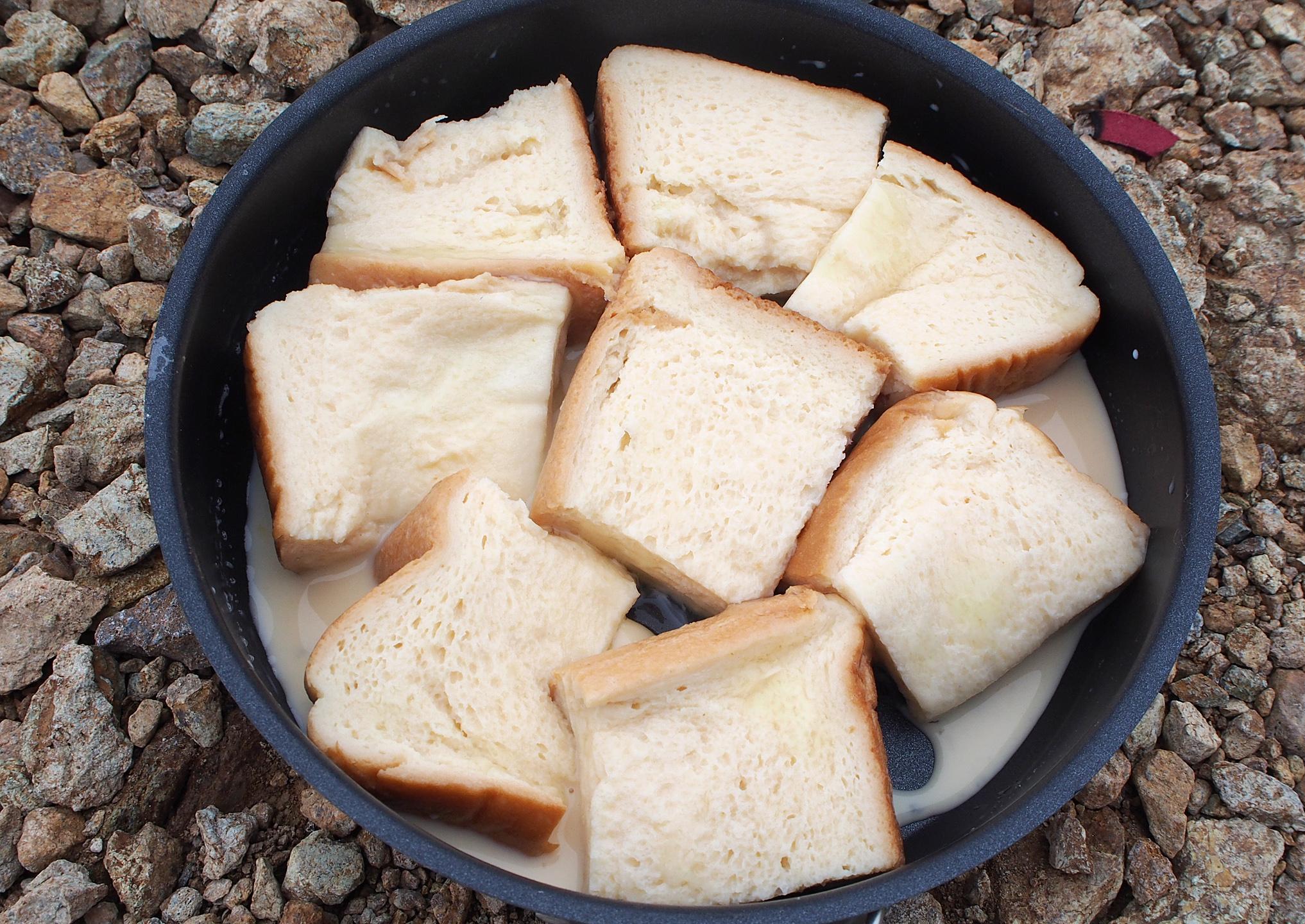 フレンチトースト作り方