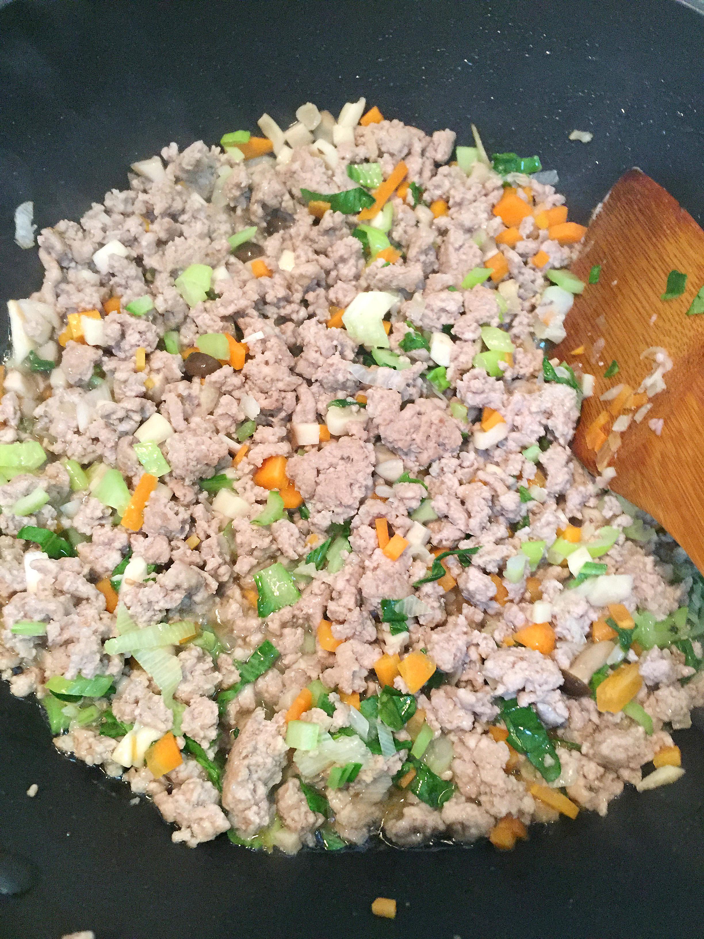 肉味噌の作り方